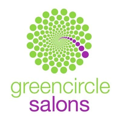 WE ARE A SUSTAINABLE GREEN CIRCLE SALON