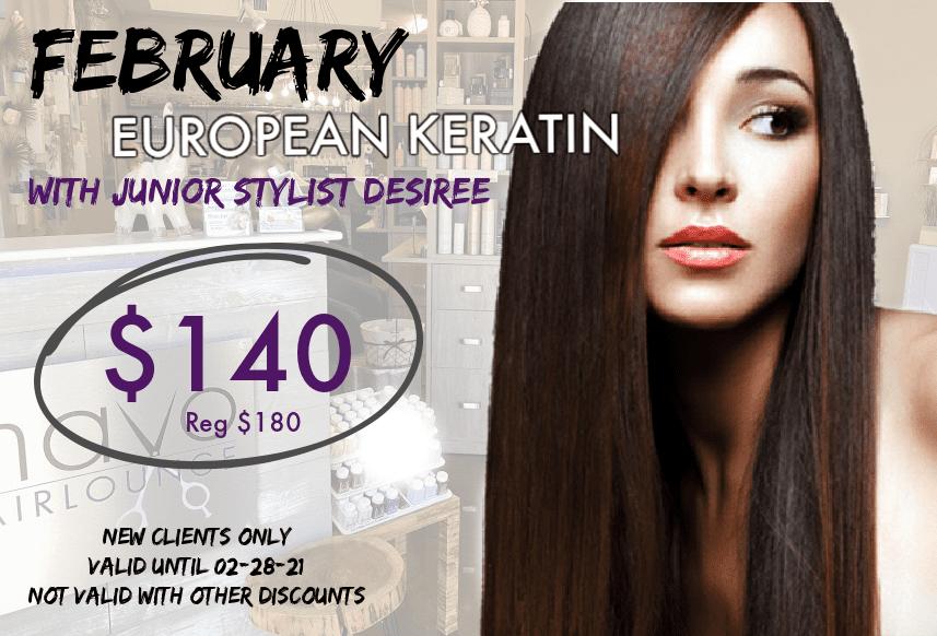 European Keratin Special